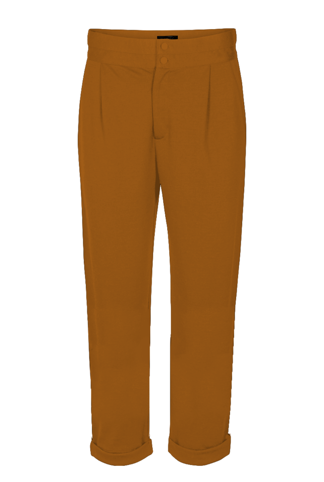 Freequent Nanni Ankle Pants Cathay Spice